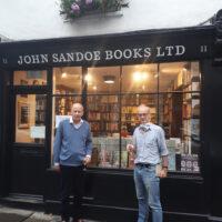 Roger Hudson & Johnny de Falbe, An Englishman's Commonplace Book: Book Launch, John Sandoe Books