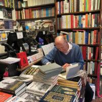 Roger Hudson, An Englishman's Commonplace Book: Book Launch, John Sandoe Books
