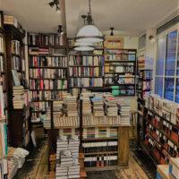 Shop Interior John Sandoe Books, An Englishman's Commonplace Book: Book Launch