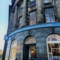 Topping & Co. Edinburgh, Slightly Foxed Bookshop of the Quarter