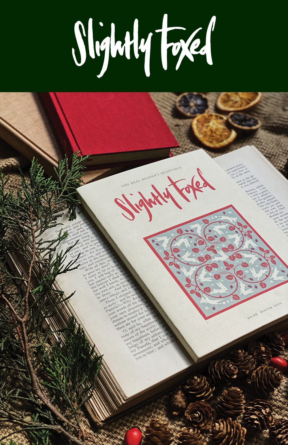 Winter Reading | New this Season from Slightly Foxed