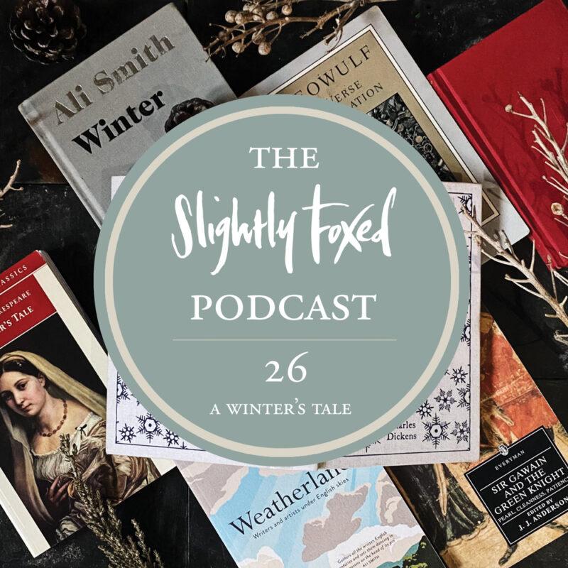 Foxed Pod Episode 26 | A Winter's Tale