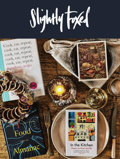 A Feast of Seasonal Treats | Slightly Foxed Readers' Catalogue