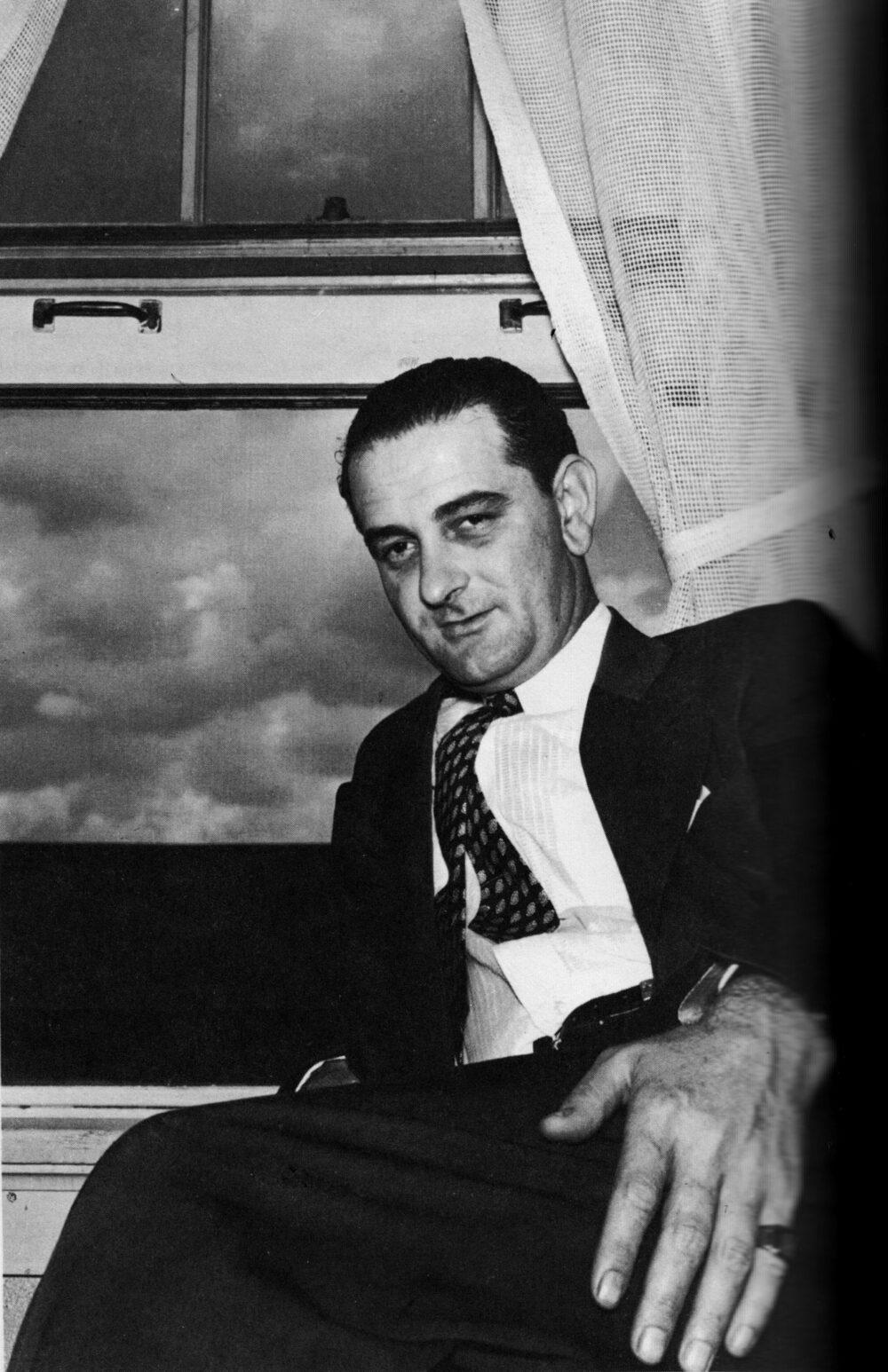 Andy Merrills, Robert Caro, The Years of Lyndon Johnson