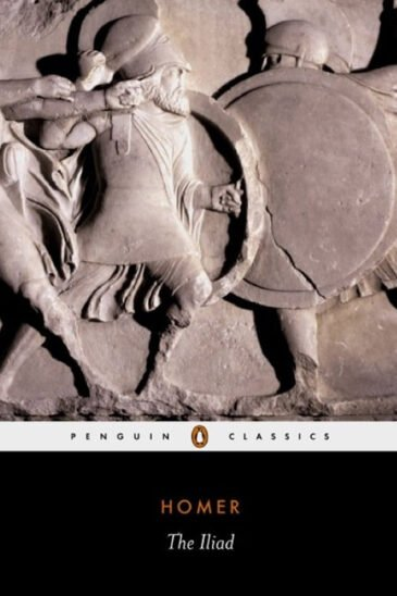 Homer, The Iliad – Translated by E. V. Rieu