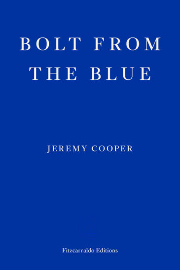 Jeremy Cooper, Bolt from the Blue