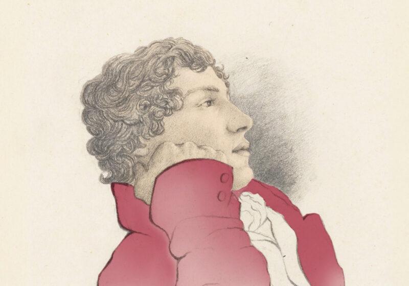 John Keats | Slightly Foxed Editors' Diary