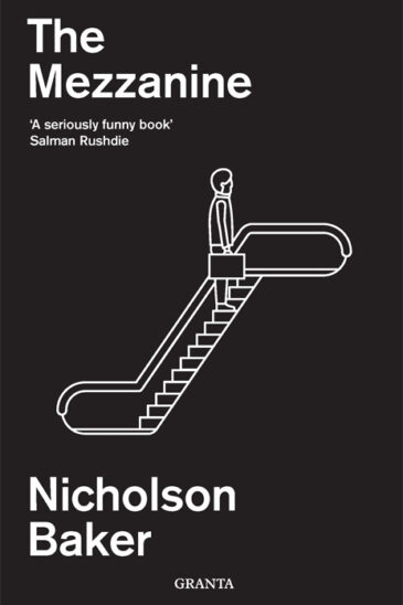 Nicholson Baker, The Mezzanine
