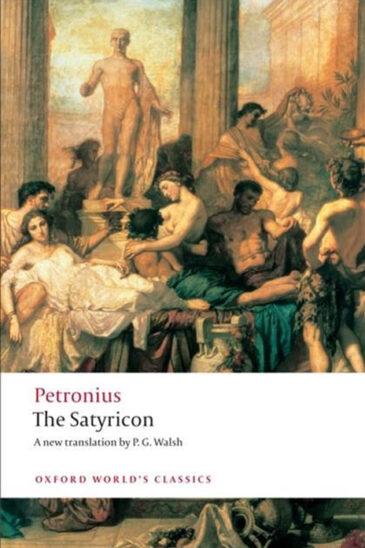 Petronius, The Satyricon