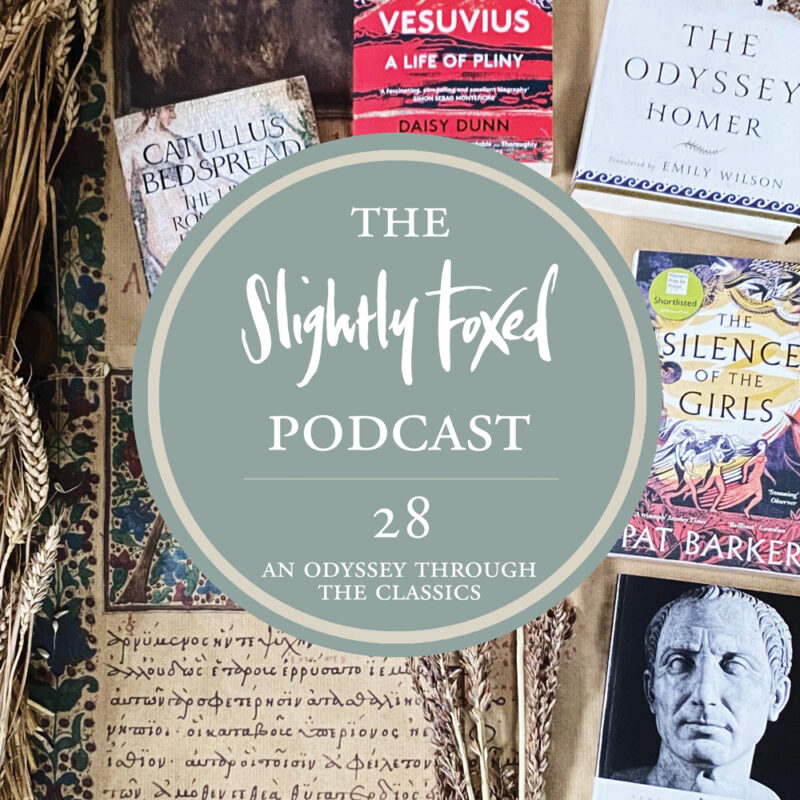 Foxed Pod Episode 28 | An Odyssey through the Classics