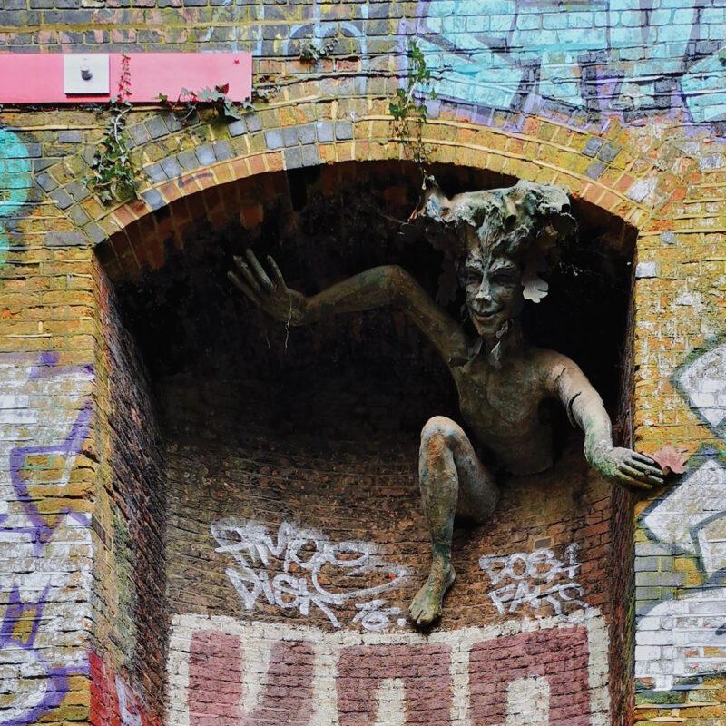 Parkland Walk Spriggan | Slightly Foxed Editors' Diary