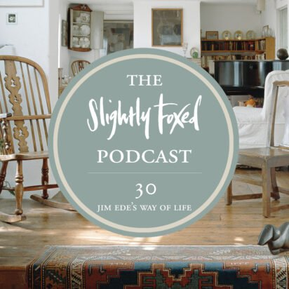 Foxed Pod Episode 30 | Jim Ede's Way of Life | Kettle's Yard