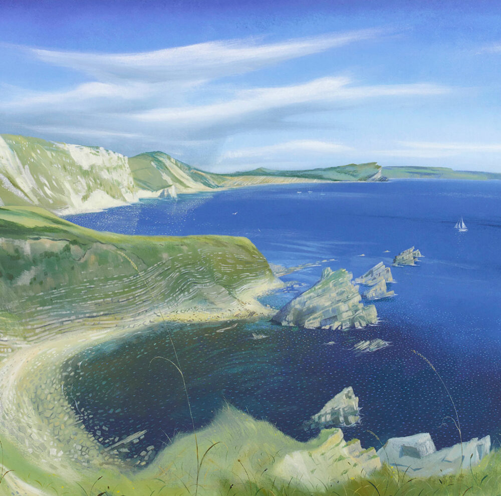 Slightly Foxed Issue 70, Nicholas Hely Hutchinson, 'From Mupe Bay to St Aldhelm's Head'