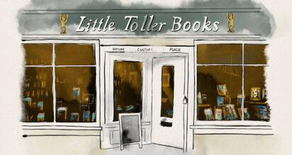 Little Toller Bookshop | Slightly Foxed Bookshop of the Quarter, Summer 2021