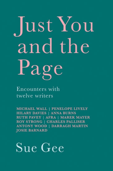 Sue Gee, Just You and the Page