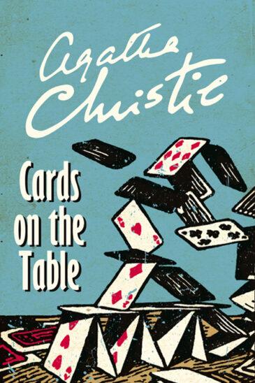 Agatha Christie, Cards on the Table, Hercule Poirot