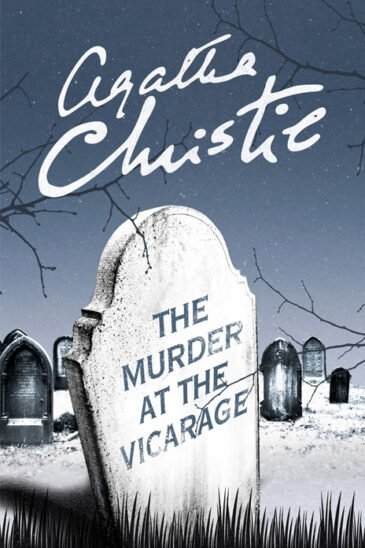 Agatha Christie, The Murder at the Vicarage: Miss Marple - Slightly Foxed