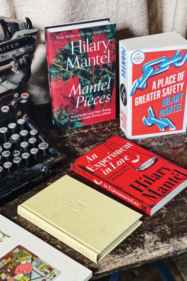 The Hilary Mantel Bundle | Giving up the Ghost, A Place of Greater Safety, Mantel Pieces & An Experiment in Love