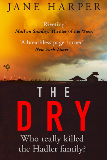 Jane Harper, The Dry