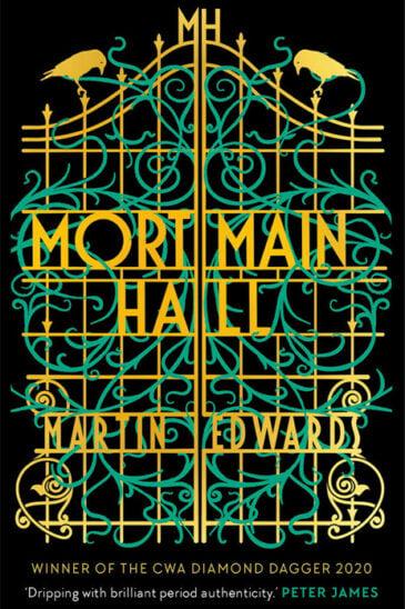 Martin Edwards, Mortmain Hall - Slightly Foxed