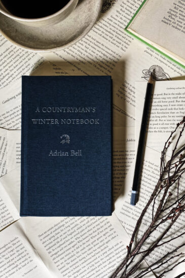 Adrian Bell, A Countryman's Winter Notebook - Slightly Foxed