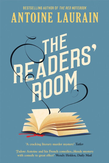 Antoine Laurain, The Readers' Room