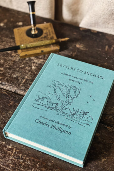 Charles Phillipson, Letters to Michael: a father writes to his son 1945–1947 - Slightly Foxed