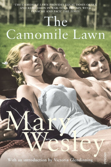 Mary Wesley, The Camomile Lawn
