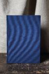 Large Navy Blue Notebook