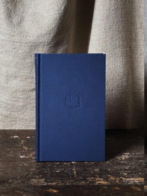Small Navy Notebook