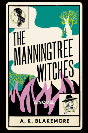 A. K. Blakemore, The Manningtree Witches