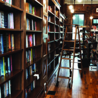 Slightly Foxed Bookshop of the Quarter, Autumn 2021   Savoy Bookshop & Cafe