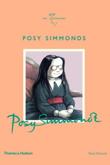 Paul Gravett, Posy Simmonds