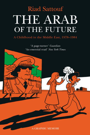 Riad Sattouf, The Arab of the Future