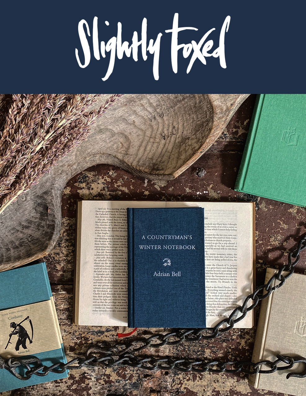 Adrian Bell   A Countryman's Winter Notebook